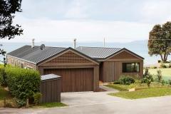 Aitkens House Kuaotunu - Architecture