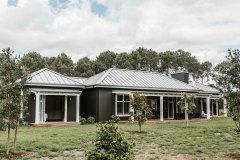 Thorpe House Matarangi - Architecture