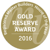Gold Award Reserved 2016